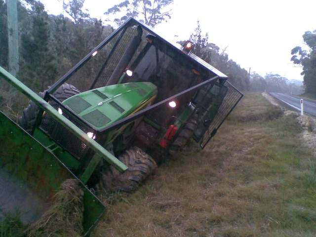 i think its bogged