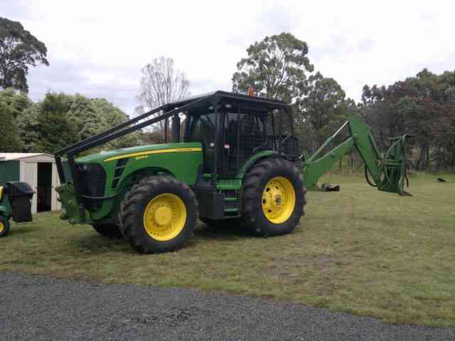 jd 8345r reach arm