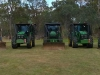 Mulch Management Fleet